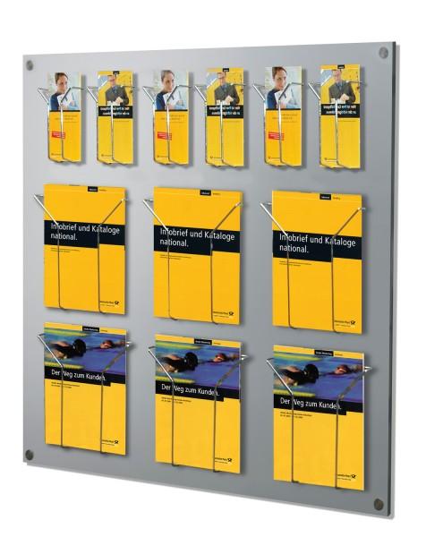 Wand-Prospekthalter Focus 6201