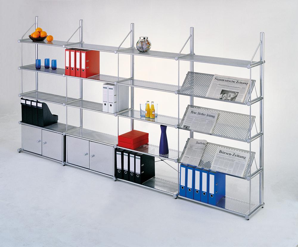Design-Regal Topline | 123bueromoebel.de | Büromöbel | Sitzmöbel ...