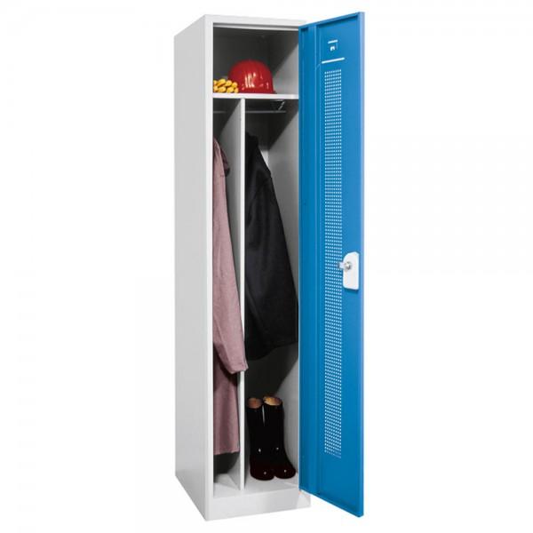 Garderoben-/Stahlspind SP4, 41,5x180x50 cm
