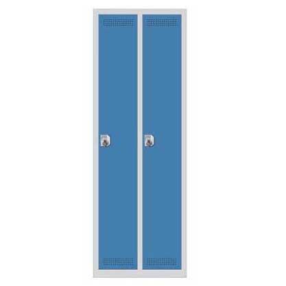 Garderoben-Stahlspind SP PROFI 59x170x50 cm
