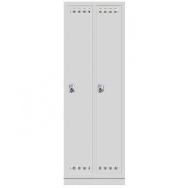 Garderoben-Stahlspind SP PROFI 59x180x50 cm