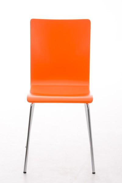 Besucherstuhl Pepe Orange
