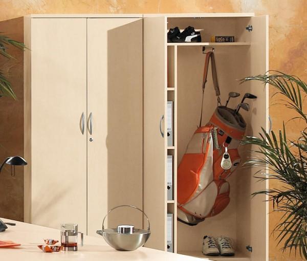 Garderobenschrank MULTI M 120x183,5x42 cm