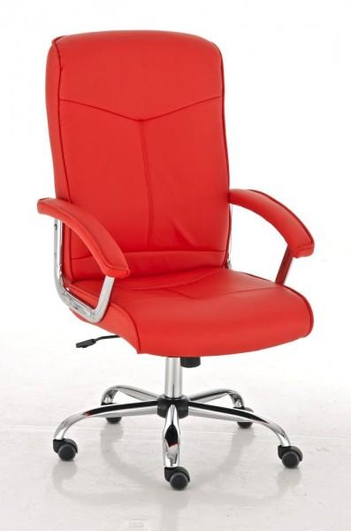 Bürostuhl Winston, rot