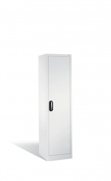 Aktenschrank Acurado mit Drehtür, 5 Ordnerhöhen, 195x50x50cm