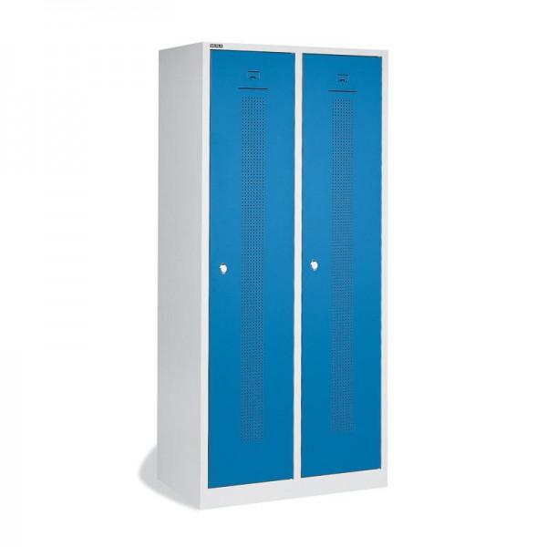 Garderoben-/Stahlspind SP4 80x180x50 cm