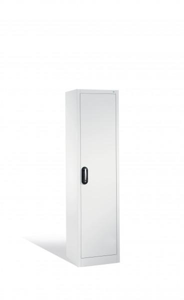 Aktenschrank Acurado mit Drehtür, 5 Ordnerhöhen, 195x50x40cm