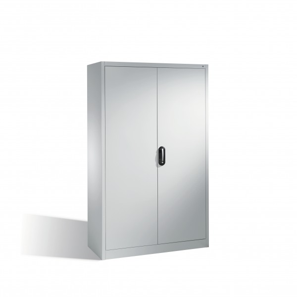 Aktenschrank Acurado mit Drehtüren, 5 Ordnerhöhen, 195x120x40cm