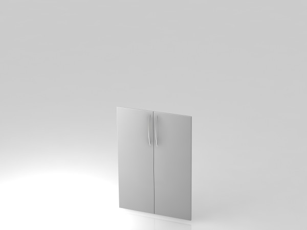 Paar Türen,3 OH, BM, Grau