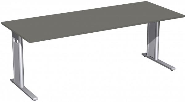 Schreibtisch 200 x 80 cm
