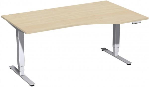 Elektro-Hubtisch rechts höhenverstellbar 160 x 100 cm