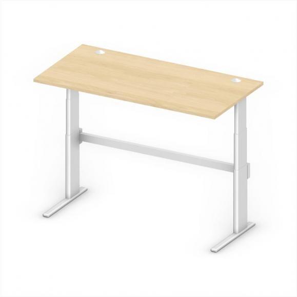 Sitz-/Stehtisch MODUL 80x80x70,5-111,5 cm