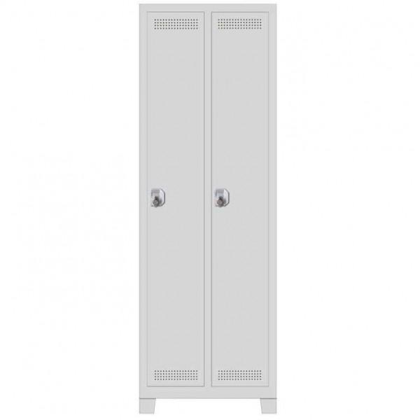 Garderoben-/Stahlspind SP PROFI 59x180x50 cm