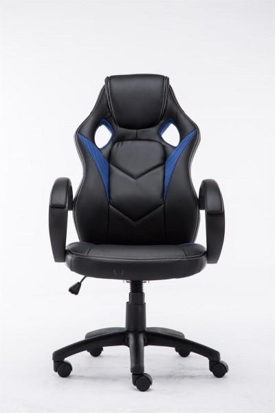 Racing Bürostuhl Magnus, blau