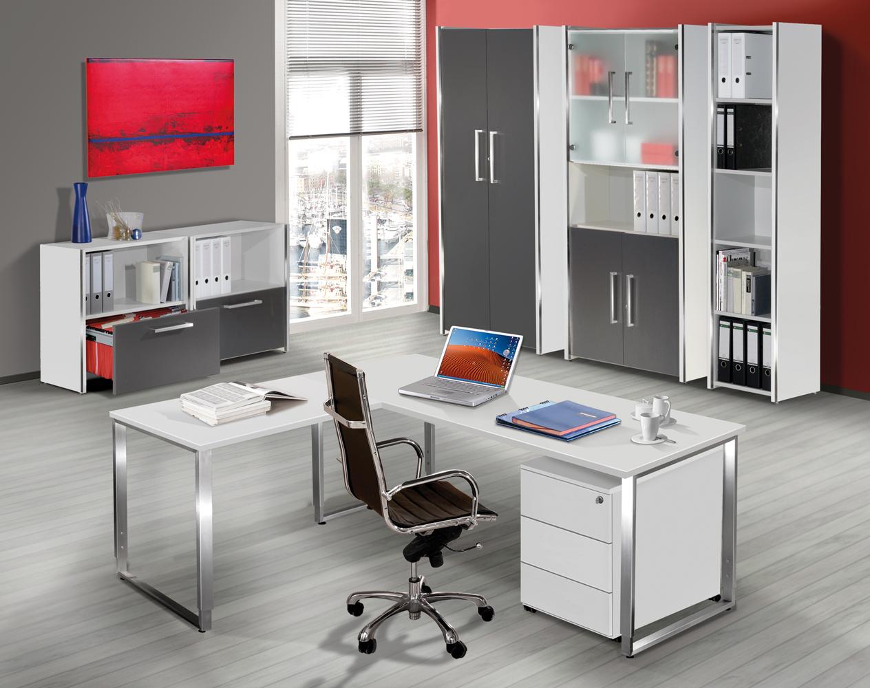 AVETO-Edelstahl | Büromöbel Serien | 123bueromoebel.de | Büromöbel ...