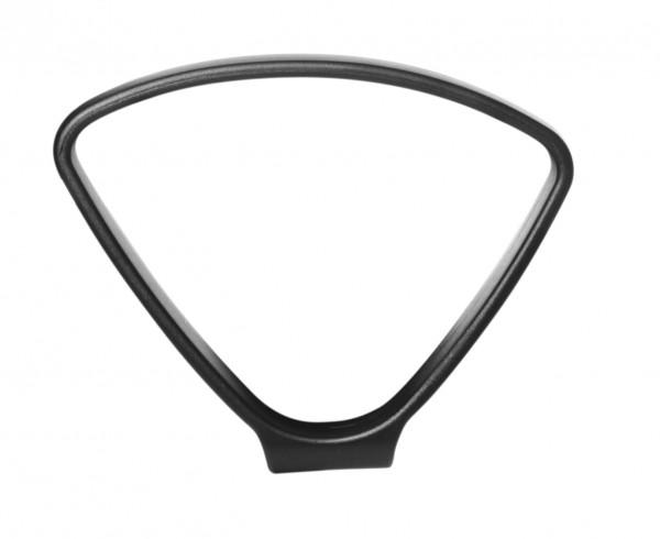 1 Paar feste Armlehnen für Drehstuhl Basic und Drehstuhl Pro, schwarz