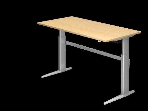 Sitz-Steh-Schreibtisch elektrisch 160 x 80 cm