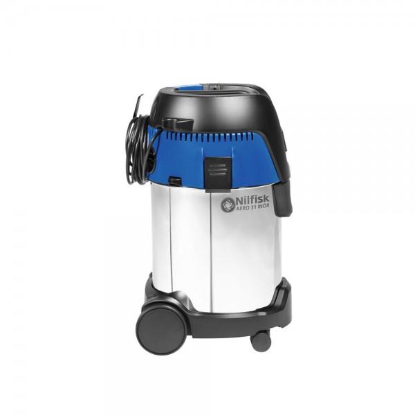 Nass- / Trockensauger Pro 4 Ideal für Büro, Handwerker und Industrie