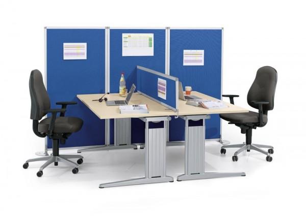 Tischaufsatzelement MIAMI PLUS, 35x160x4 cm
