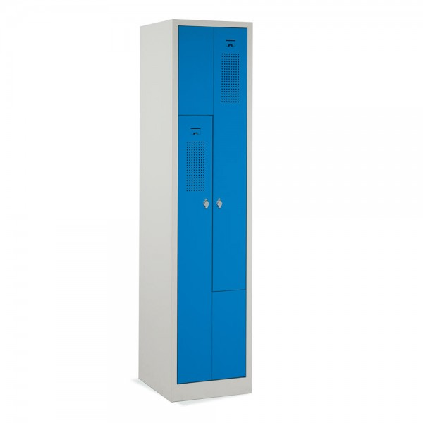 Garderoben-/Stahlspind Serie Z 41x180x50 cm