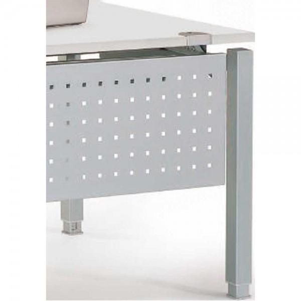 Knieraumblende CONCEPT MODUL für Tischbreite 200 cm