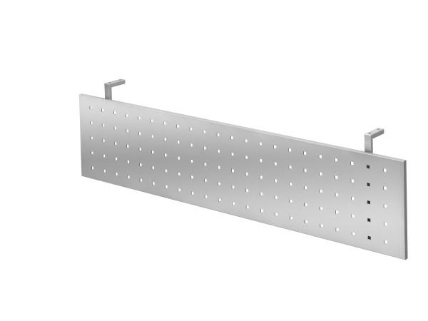 Sichtblende H=40cm 160cm, Silber