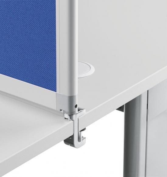 Tischklemme zu Tischaufsatzelement MIAMI, 10-28mm