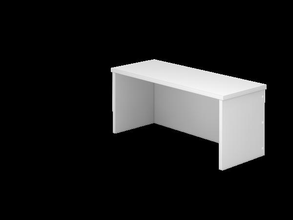 Thekenaufsatz 80cm, 1OH Grau