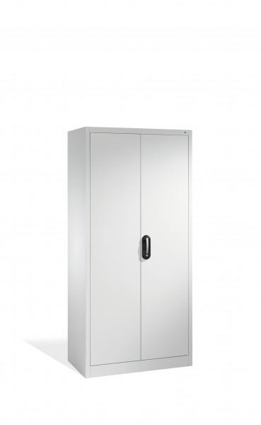 Aktenschrank Acurado mit Drehtüren, innen 30 Gefache, H1950xB93x40cm