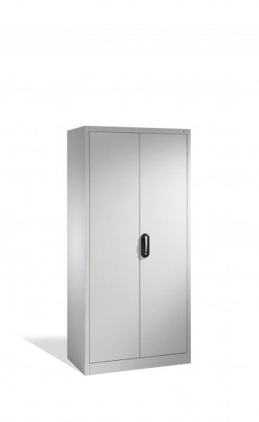 Aktenschrank Acurado mit Drehtüren, 5 Ordnerhöhen, H1950xB93x40cm