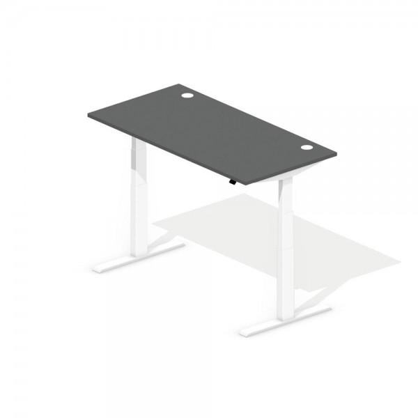 Sitz-/Stehtisch EVO 160x80x64-130 cm