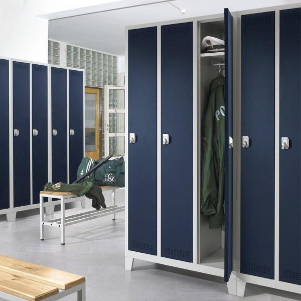 Garderoben-/Stahlspind SP PROFI 87x180x50 cm