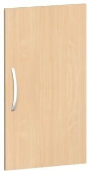 Flügeltür für Korpusbreite 40 cm, 2 OH, Buche