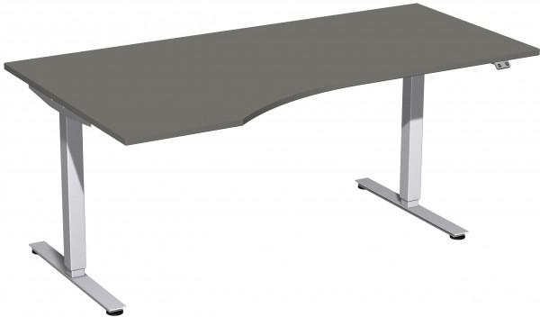 Elektro-Hubtisch links höhenverstellbar 180 x 100 cm
