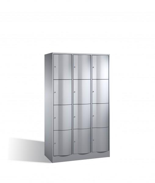 Schließfachschrank Resisto, 12 Fächer, 195x115x54cm