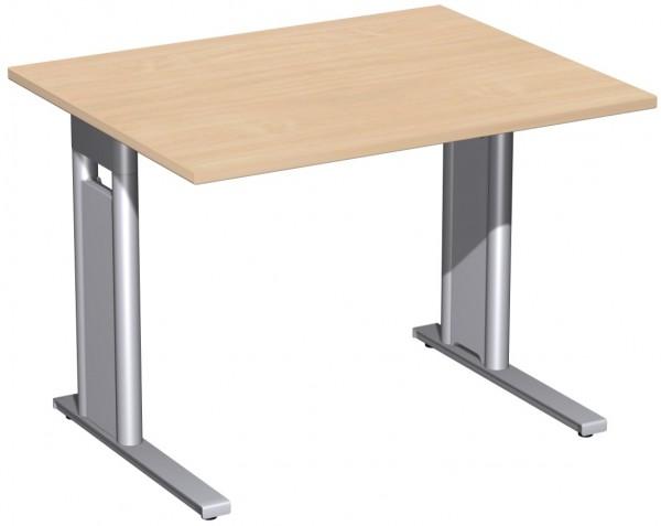 Schreibtisch 100 x 80 cm