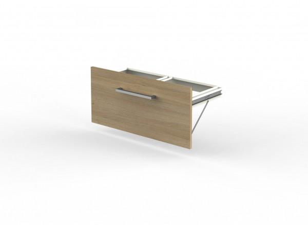 Schublade für Hängeregistratur 1 OH, Eiche