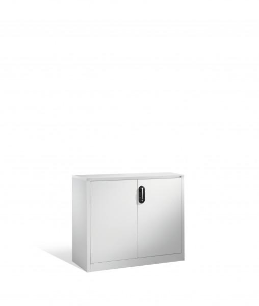 Akten-Sideboard Acurado mit Drehtüren, 2 Ordnerhöhen, 100x120x40cm