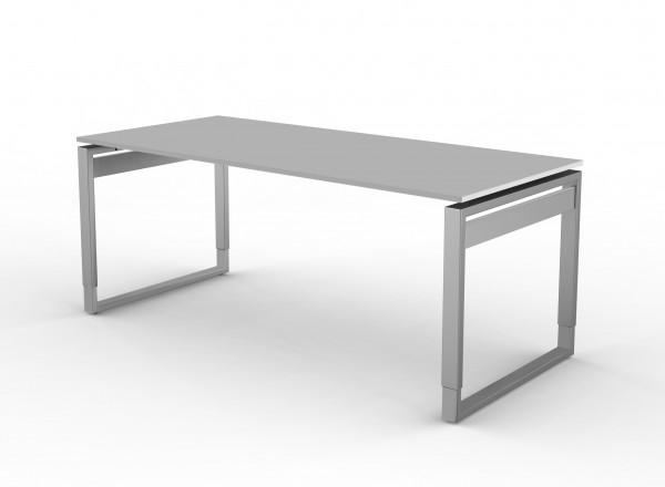 Schreibtisch O-Fuß 180 x 80 cm