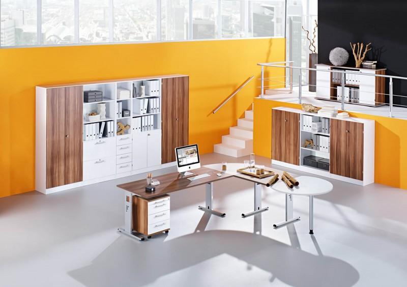 Büro Schreibtische, Schränke und Regale uvm. im Shop 123bueromoebel.de