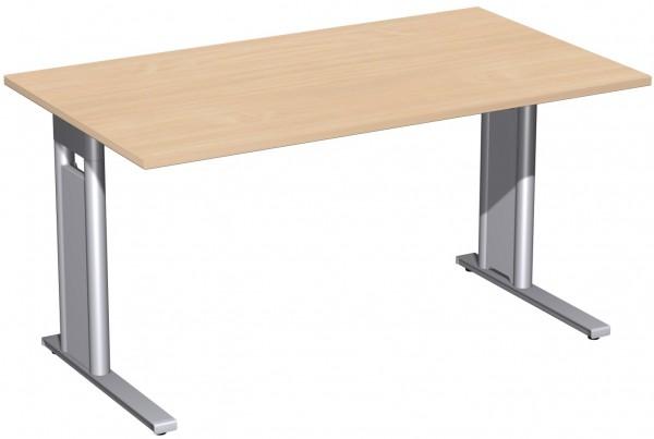 Schreibtisch 140 x 80 cm