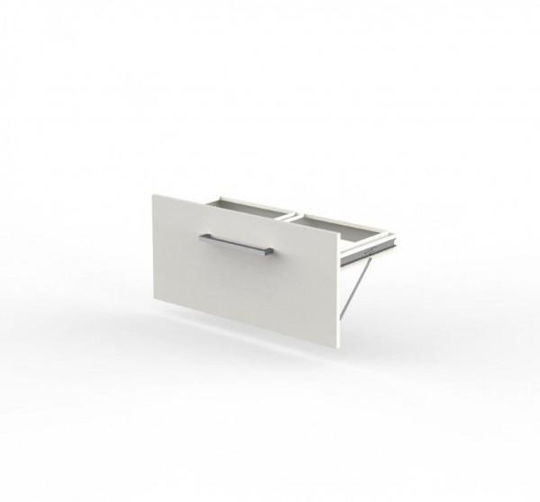 Schubladen-Einsatz Form 4 für Hängemappen, 1 OH, Wenge