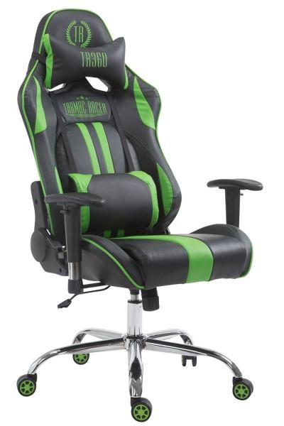Racing Bürostuhl Limit, schwarz/grün