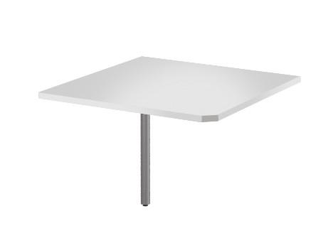 Kerkmann Tisch-Verbindungsplatte tec-art 85x85x68-82cm