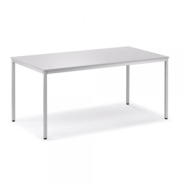 Schreibtisch Rechteck BASE L 160x80x72 cm