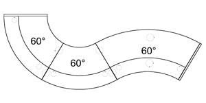 Empfangstheke Valde, Hochglanz, LED, (BxTxH) 4199x1629x1105mm (inkl Montage vor Ort)