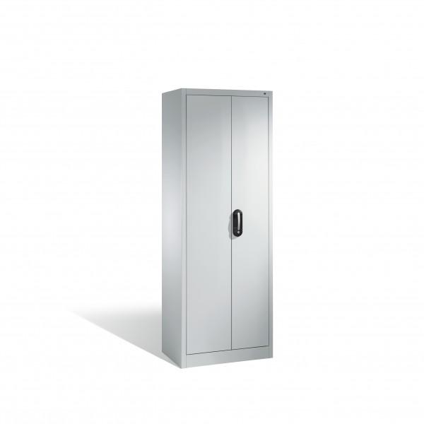 Aktenschrank Acurado mit Drehtüren, 5 Ordnerhöhen, 195x70x40cm