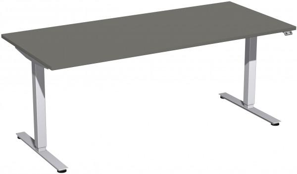 Elektro-Hubtisch höhenverstellbar 180 x 80 cm