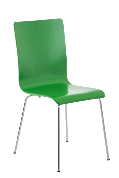 Besucherstuhl Pepe, grün