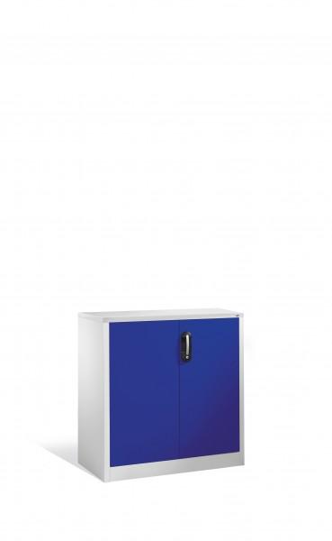 Akten-Sideboard Acurado mit Drehtüren, 2 Ordnerhöhen, H1000xB93x50cm